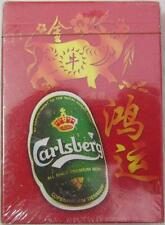 Carlsberg Chinese New Year Ox Year Playing Cards