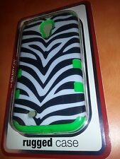Rugged Protective Case Cover Skin Samsung Galaxy S4 IN Dif'rent Designs-FastShip