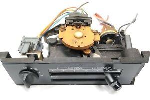 85-89 Chevy Camaro Trans Am A/C Heater Control Switch Unit E8