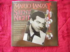 Mario Lanza - Silent night    port. Noel  LP  OVP    NEU