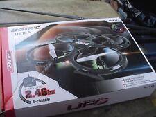 New listing Udi U818A Rc Drone Mini 6 Axis Altitude Hold 2.4Ghz 4Ch Quadcopter Camera Rtf Us