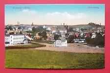 AK RUMBURG in Böhmen um 1910 Stadtansicht mit Johannesberg   ( 31547