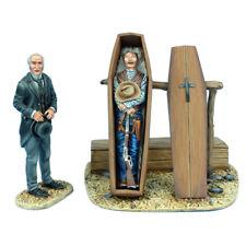 First Legion: WW016 Undertaker and Gunfighter in Casket