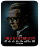 Neuf Tinker Tailor Soldier Spy - Édition Limitée Steelbook Blu-Ray + DVD