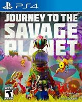 Journey To The Savage Planet PS4 PlayStation 4 Brand New Sealed