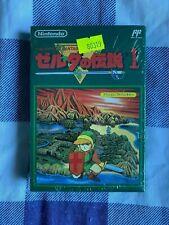 Legend of Zelda Nes Nintendo Famicom Japan BRAND NEW SEALED