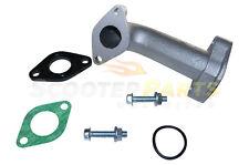 Carburetor Intake Manifold 22mm Gasket Spacer Bolts Atv Quad 4 Wheeler 49cc 50cc