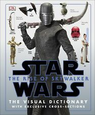 NEW BOOK Star Wars The Rise of Skywalker The Visual Dictionary by DK (2019)