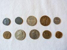 BP - Figurines pub - 10 pièces du trésor rois de France - 1970 - lot 6