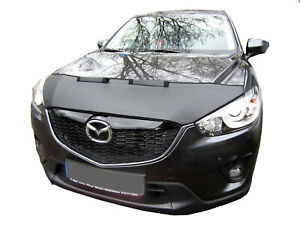 Car Hood Bra fits Mazda CX 5 2011 -  2017  Bonnet Mask Auto-Bra Tuning