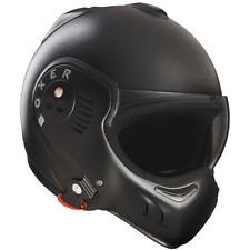 Roof boxer v8 full Black casco integral jethelm modularhelm motocicleta Casco