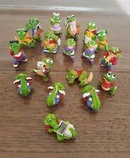 figurines crocodile kinder