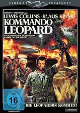 DVD * KOMMANDO LEOPARD | KLAUS KINSKI # NEU OVP §