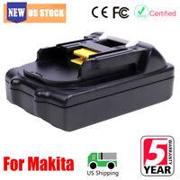 18V 18 Volt 1.5Ah Lithium Ion Battery For Makita LXT BL1830 BL1815 BL1845 BL1840
