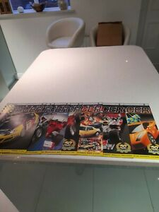 Scalextric Official RACER Magazines Issues 1-60
