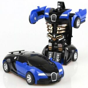 Robot Car Transformers For Boys Kids Toys Toddler Vehicle Cool Toy Xmas Gift