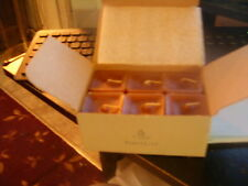 Partylite 1 box CINNAMON STICKS SCENT PLUS 6 SQUARE VOTIVES NIB