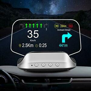 heads up display for cars navdy hud for car OBD2+GPS Dual Mode