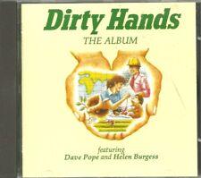 CD - Dirty Hands - Dave Pope and Helen Burgess (10 Songs) Salt n' Light