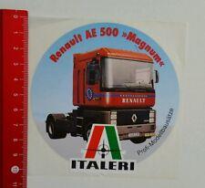 Aufkleber/Sticker: Italeri - Renault AE 500 Magnum (020516132)