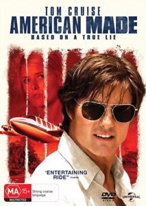 American Made : NEW DVD