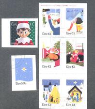 Ireland Christmas 2018 set inc.Elf on the Shelf-fine used cto