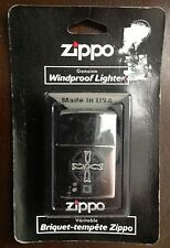 Zippo Celtic Cross Lighter #20850 BP