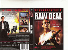 Raw Deal-1986-Arnold Schwarzenegger-Movie-DVD