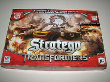 Stratego Transformers Movie 2007 Board Game Complete Decepticons Autobots