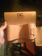CLC top grade cowhide no. 910R---new tool pouch to fit on your existing toolbelt