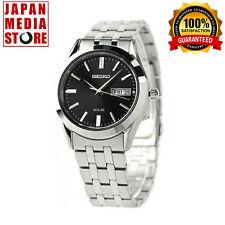 Seiko SPIRIT SBPX083 Elegant Men's Watch Solar Powered - 100% GENUINE JAPAN