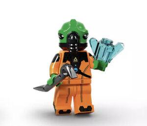 Lego 71029 Series 21 Collectible Minifigure #11 Alien