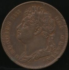 More details for 1825 george iiii farthing coin | british coins | pennies2pounds
