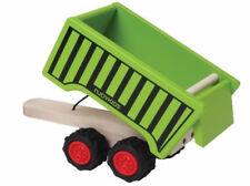 von Bulino garantiert unbehandelt Holz Traktor mit Anhänger