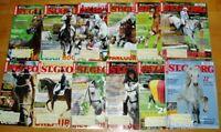 St. Georg 2006 komplett 1-12 Pferde Magazin Zeitschrift komplett Reiter Züchter