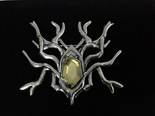 The Hobbit Smaug Lord Of Rings Movie Collectible 3D Spider Gem Pin Badge RARE LE