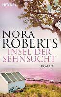 Nora Roberts Insel der Sehnsucht Roman Heyne Tb sehr gut erhalten
