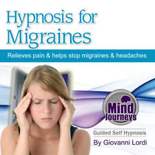 HYPNOSIS FOR MIGRAINES (CD) GIOVANNI LORDI