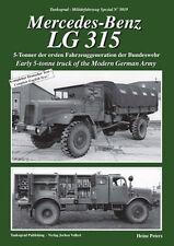 Tankograd 5019 Mercedes-Benz LG 315