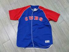 vintage GARCIAPARRA chicago CUBS baseball jersey XL true fan