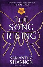 The Song Rising- Samantha Shannon-2017 Bone Season novel #3-hardcover/dj