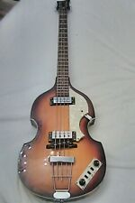 New ListingHofner 500/1 Cavern 61 Beatle Bass Guitar Made In Germany Excellent