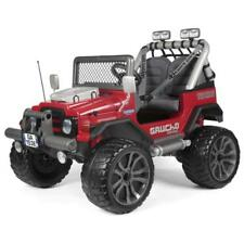 Gaucho Rock'in 12v Kids Electric Ride On Jeep