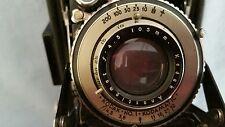 Kodak Vigilant Six-20  Folding Camera , Original Box + Outdoor Guide