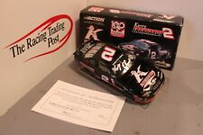2001 Kerry Earnhardt Kannapolis Intimidators 1/24 Action Diecast Autographed
