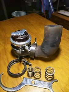 Turbosmart comp-gate40 With screamer pipe Different springs for different boost