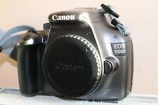 Reflex Canon EOS 1100D gris  2800 clics