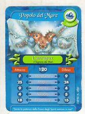 figurina - CARD GORMITI - ATOMIC CARRAPAX