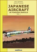 KECAY book  Japanese Aircraft in Foreign Service Vol.1
