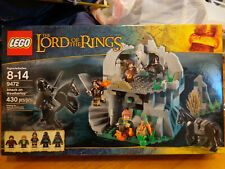 NEW Lego 9472 The Lord of the Rings Attack on Weathertop FACTORY SEALED